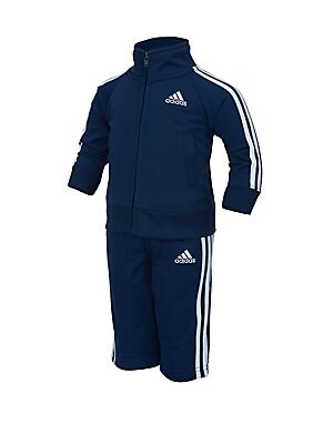 Boy's Basic Tricot Athletic Set