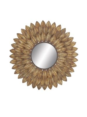 TRADITIONAL ROUND WALL MIRROR