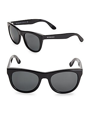 52MM Solid Square Sunglasses