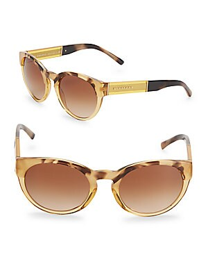 Speckled Cat's Eye Sunglasses