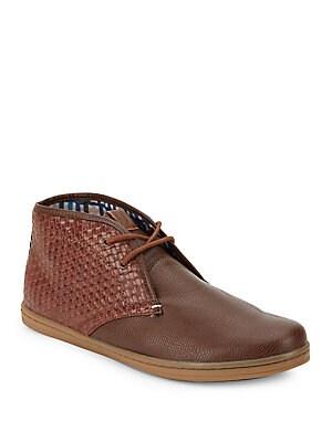Victor Chukka Boots