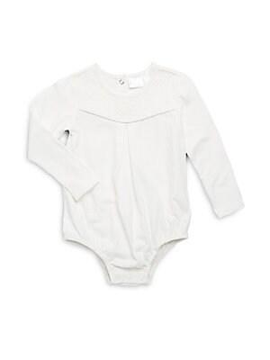 Baby's Solid Bodysuit