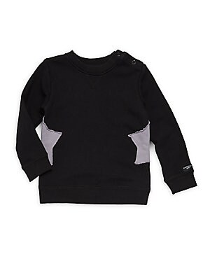 Baby's Star Pullover