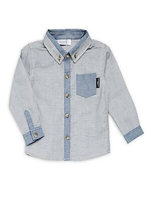 Baby's Dobby Shirt