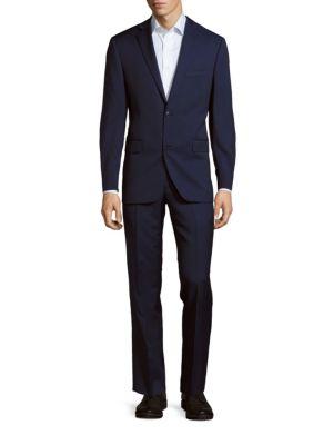 Woolen Pin Dot Suit