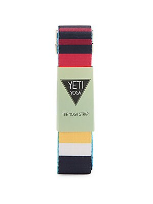 Horatio Multistripe Yoga Strap