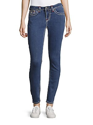 Super-Skinny Jeans- Machine Wash