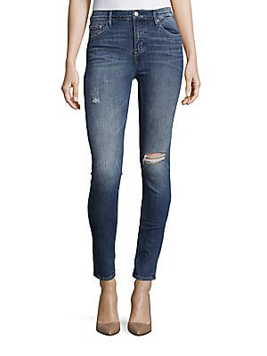 Blake Faded Distressed Jeans