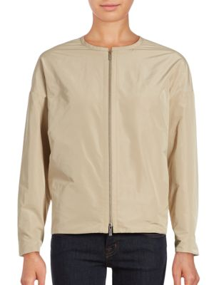 Chase Zipped Jacket