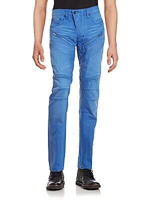 Una Seven Pocket Jeans