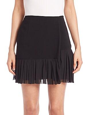 Aurora A-Line Mini Skirt