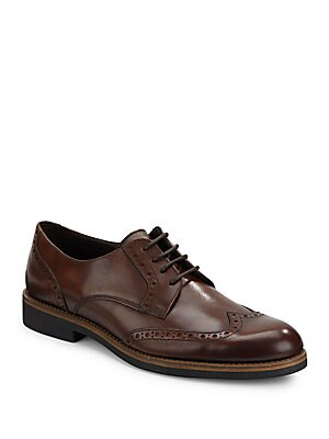 Moro Leather Derby Shoes