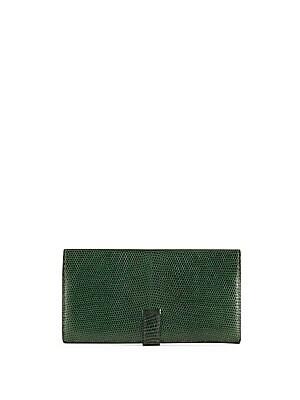 Green Lizard Bearn Wallet