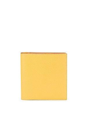Yellow Courchevel MC2 Wallet
