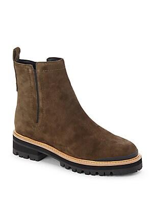 Smilser Zip-Up Ankle Boots