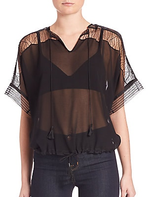 ohne titel female lace top