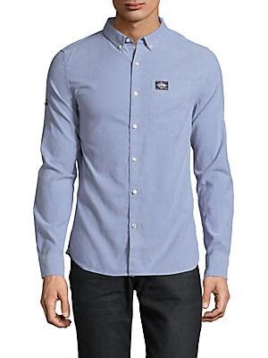 Bay View Button Down Shirt