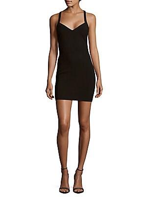 Benson Solid Dress