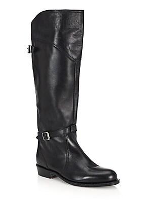 Dorado Leather Riding Boots