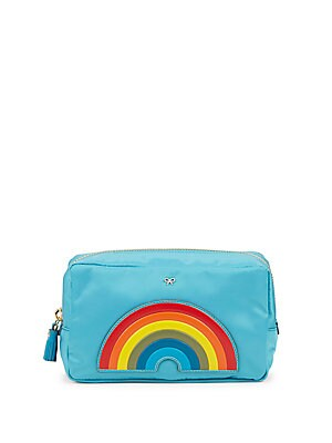 Rainbow Make-Up Pouch