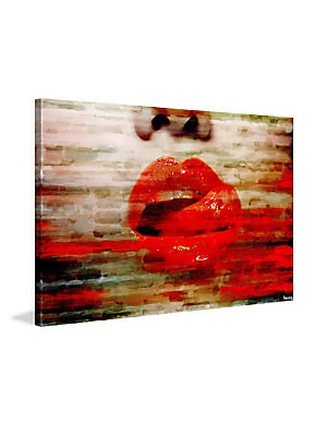 Lick My Lips Print