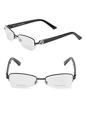 Low Profile Oval Glasses