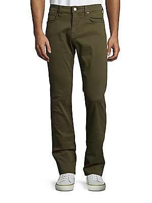 Courage Cotton-Blend Pants
