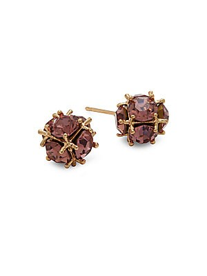 Studded Ball Stud Earrings