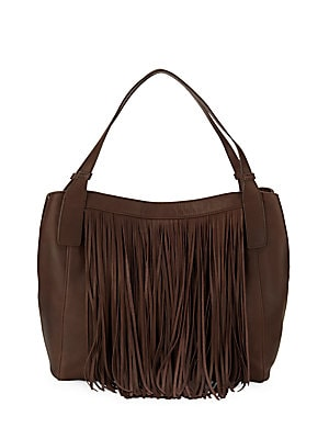 Ray Fringed Shoulder Bag