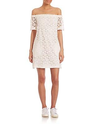 Bolen Off-The-Shoulder Dress