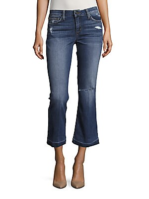 The Olivia Cropped Jeans