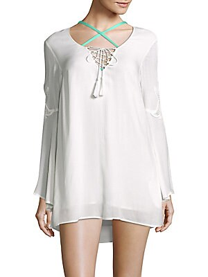 Island Gypsy High-Low Tunic