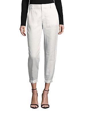 Pantaloni de damă VINCE Linen