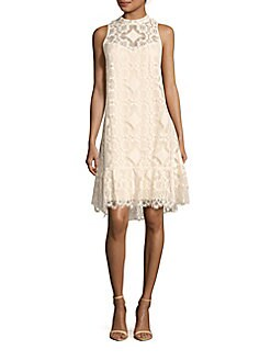 ERIN by Erin Fetherston - Mara Illusion Lace Dress