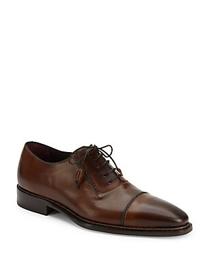 Nantes Leather Oxford Shoes