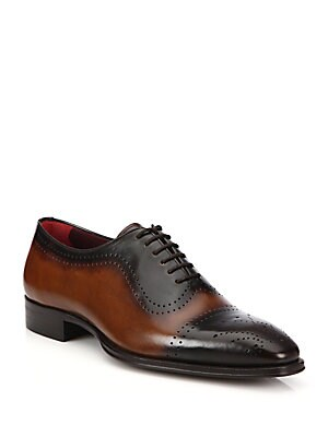 Serrano Captoe Shoes