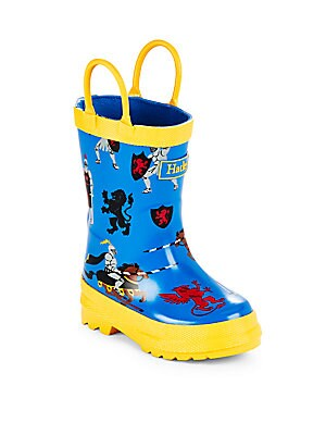 Medieval Knight Rain Boots