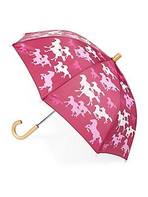 Horse Print Umbrella