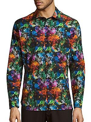 Multicolored Cotton Shirt