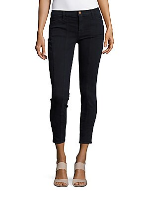 Everleigh Mid-Rise Skinny Jeans