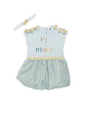 Baby's Girl's Two-Piece Princess Outfit