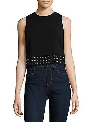 Henson Cropped Top