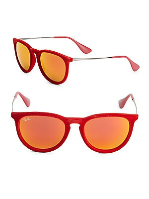 Erika Round Sunglasses