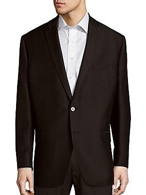 Long-Sleeve Vented Jacket