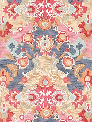 Felicity Hand-Tufted Patterned Area Rug