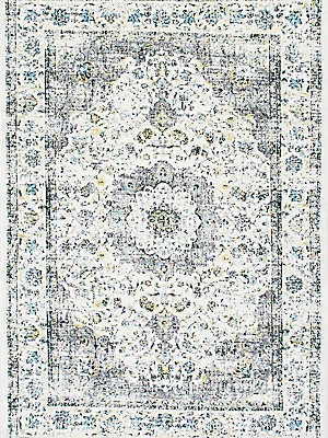 Verona Patterned Area Rug
