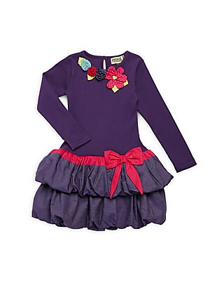 Little Girl's & Girl's Lula Layered Dress