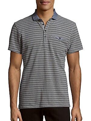 Trim-Fit Polo Shirt