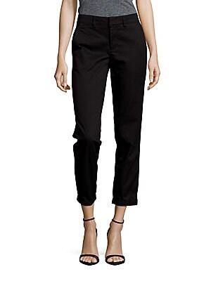 Pantaloni de damă VINCE Rolled
