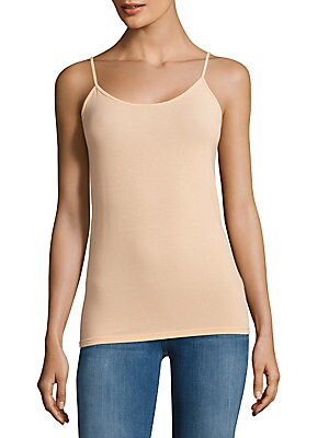 Solid Wool-Blended Camisole